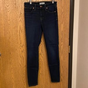 Madewell High-rise Jeans